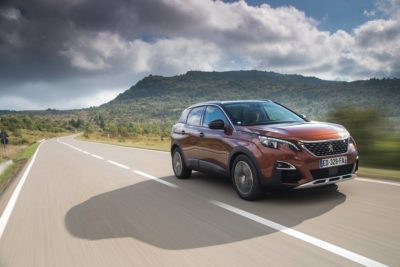 Nuovo SUV Peugeot 3008