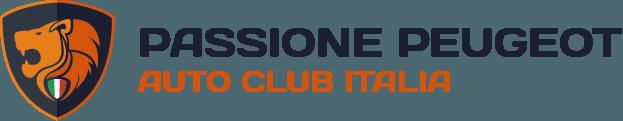 Passione Peugeot Auto Club Italia Retina Logo