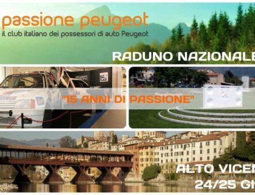 Raduno Nazionale 2017 – Alto Vicentino 24-25/06
