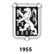 logo peugeot 1955