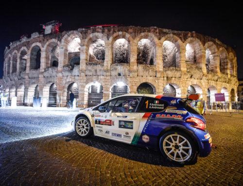 E SONO DIECI! ANDREUCCI CAMPIONE ITALIANO RALLY