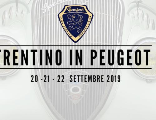 Il Raduno Nazionale 2019 del Club Storico Peugeot Italia