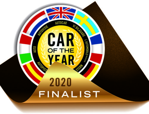 Nuova PEUGEOT 208 finalista del premio Car of the Year 2020