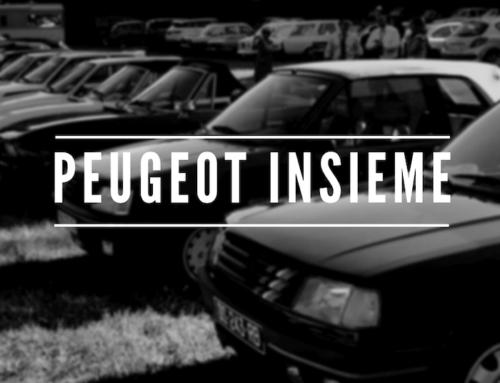 """Nasce PEUGEOT INSIEME per i proprietari delle """"Leonesse"""" storiche!"""