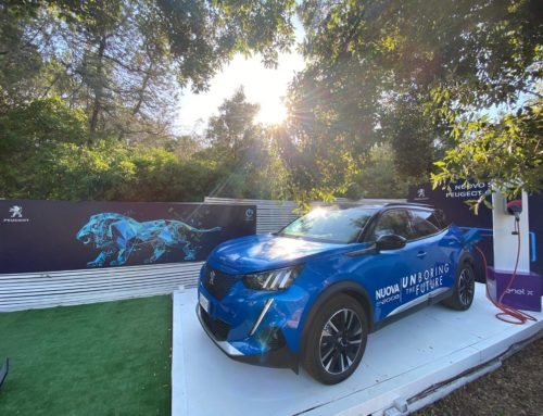 LA MOVE TO ELECTRIC EXPERIENCE PEUGEOT APPRODA AL COUNTRY CLUB DI PORTO ROTONDO