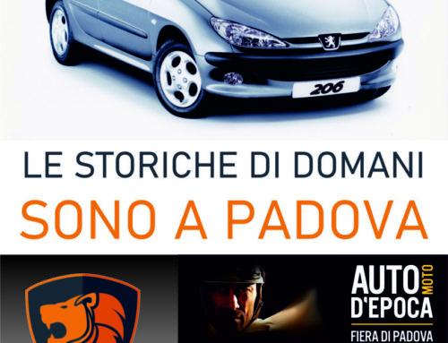 Passione Peugeot Auto Club Italia ad Auto e Moto d'Epoca