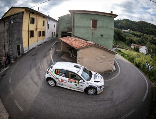 PEUGEOT COMPETITION 208 RALLY CUP TOP COL DUE VALLI CHRISTOPHER LUCCHESI JR. VINCE IL CAMPIONATO 2021